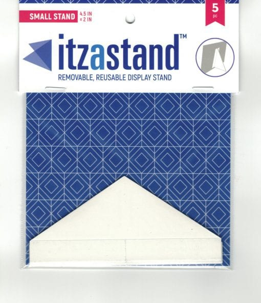 Itzastand Front of Packaging