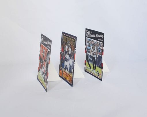 Itzastand for Sports Card Memorabilia